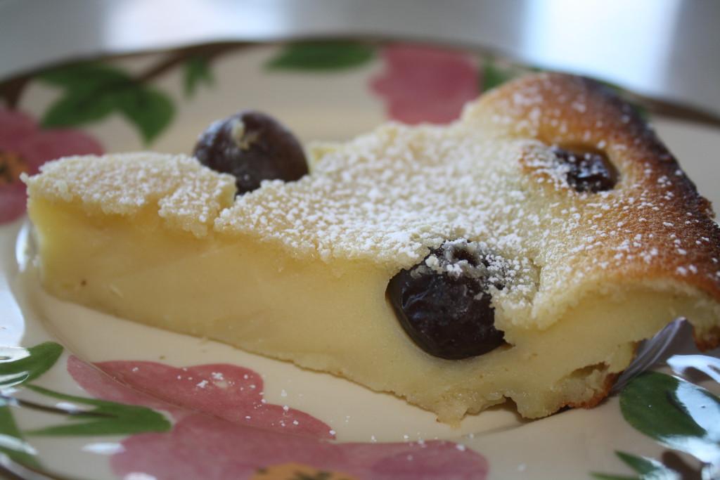 clafoutis-slice