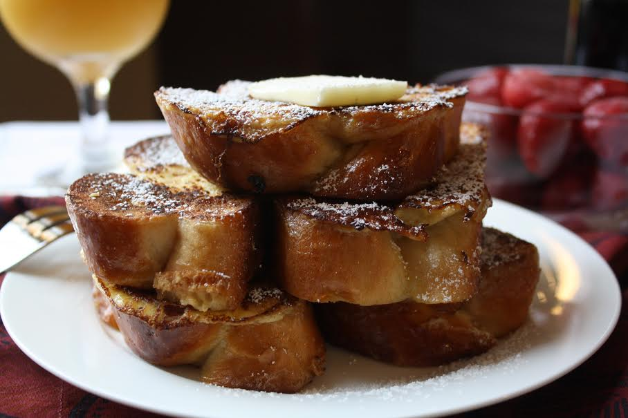 so much french toast
