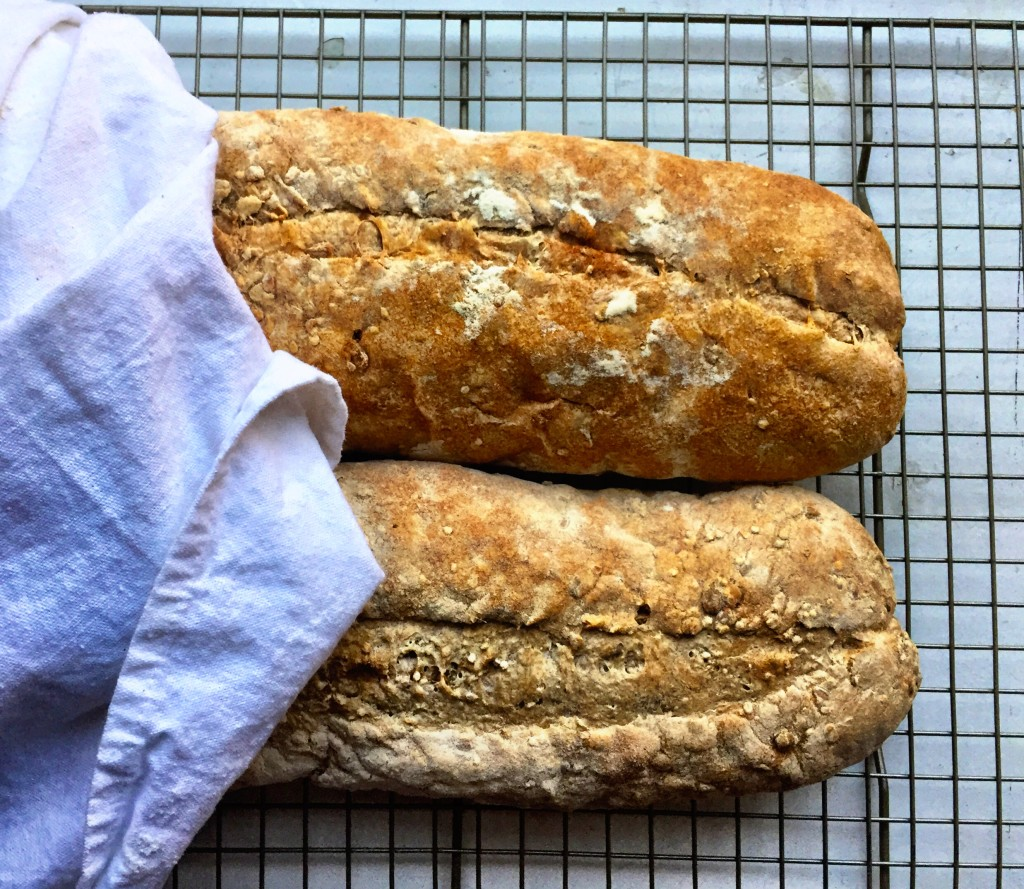 multigrain loaves
