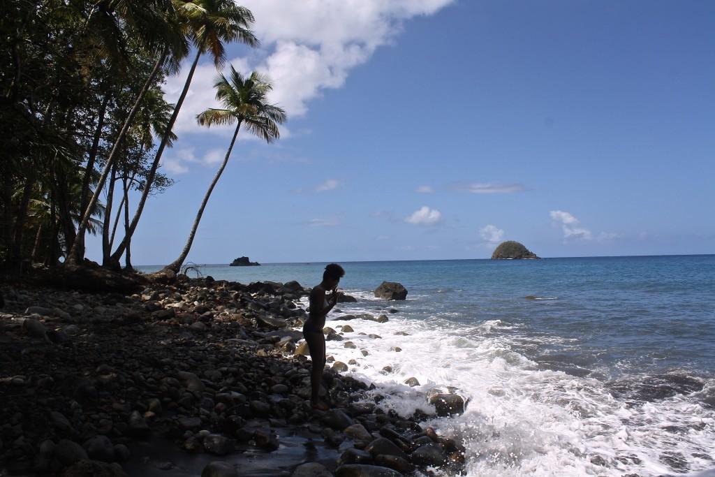 Anse de la Couleurve, Le Precheur, Martinique