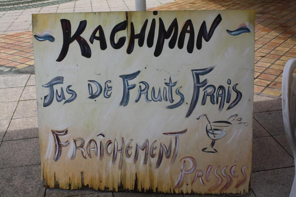 Kachiman Trois Ilets