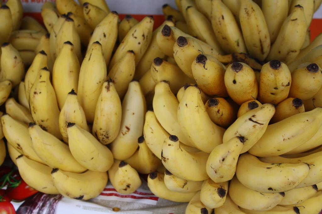 Mini Bananas