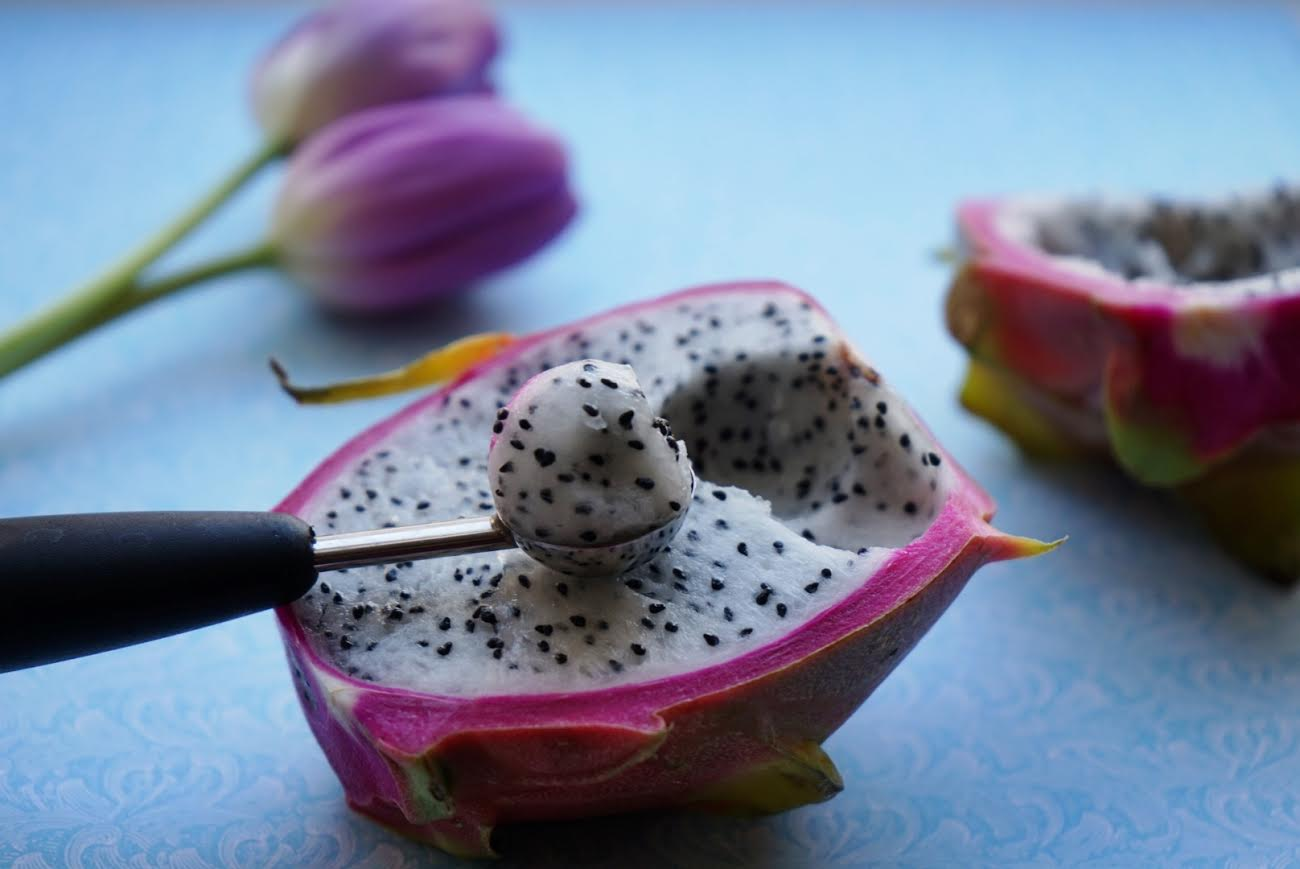 Dragon fruit foodie in new york