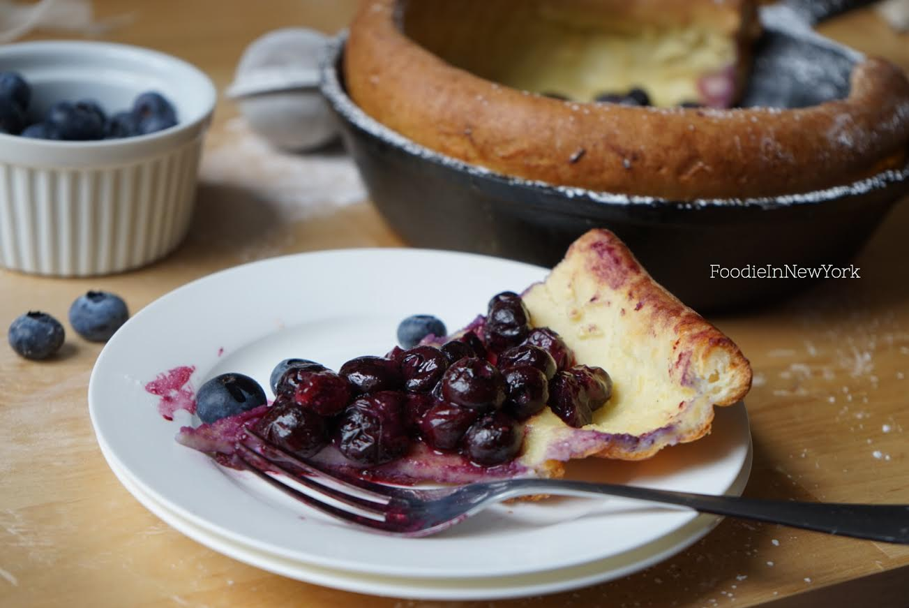 Slice of Dutch Baby