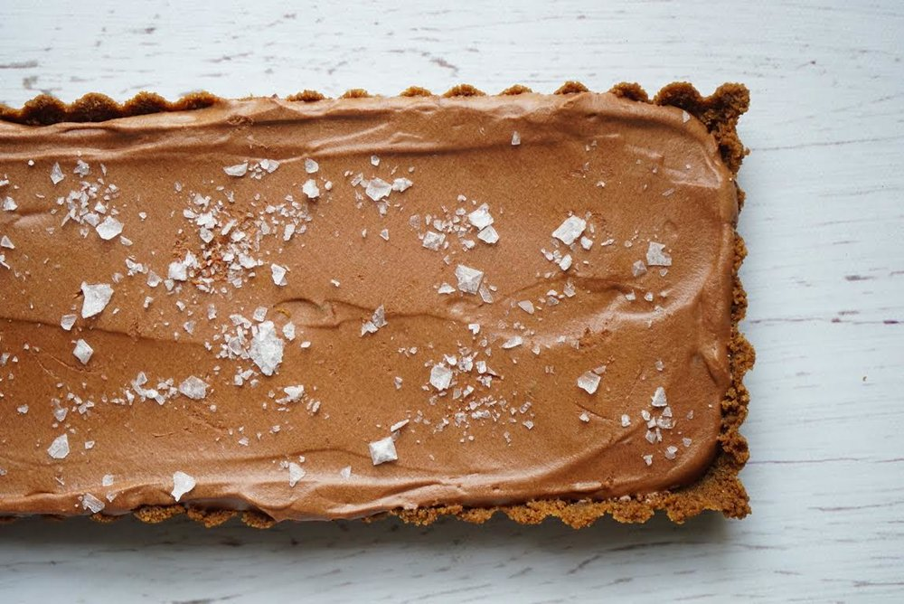 chocolate tart with flaky sea salt.jpg