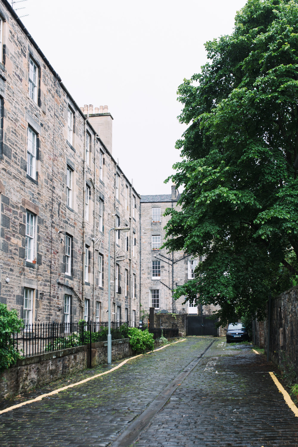 Our AirBnB in New Town, Edinburgh - here is the  link  just in case you want to book it.