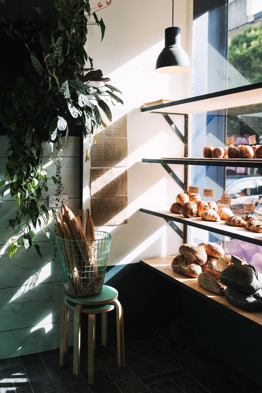 Twelve Triangles bakery