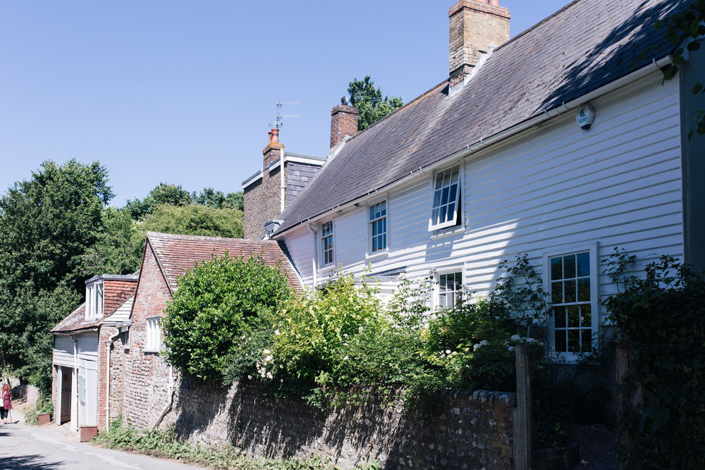 Monks House, street view