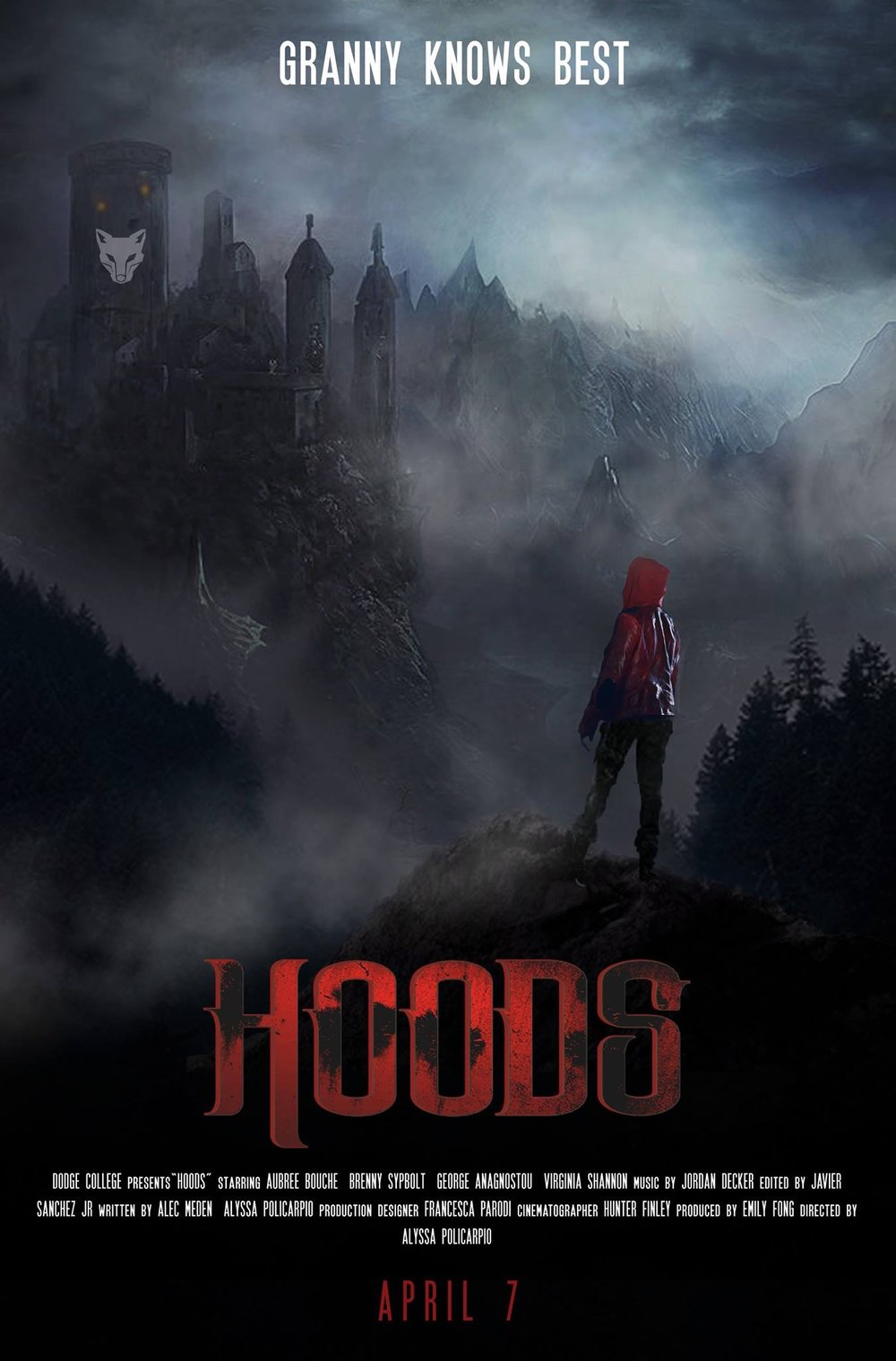 Poster for HOODS.