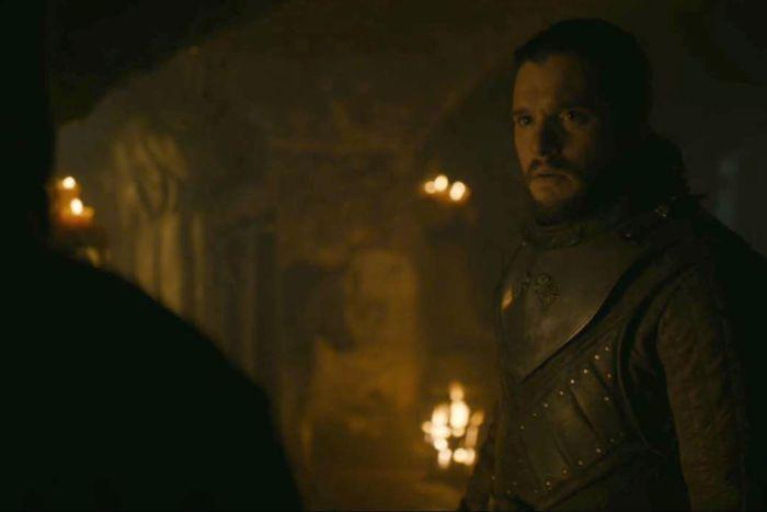 Jon (Kit Harrington) Grapples With His True Heritage.