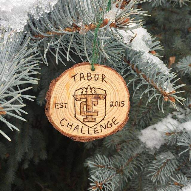 Sending out warm holiday wishes to you and yours. 💙 The Tabor Challenge Crew