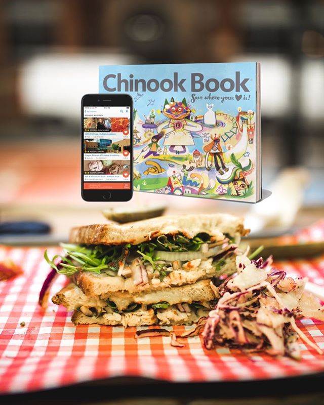 We have news! @taborchallenge and @chinookbookpdx have officially joined forces and will be offering every participant a copy of the book and access to the app. This means deep discounts and freebies all over town! Stay tuned for more exciting partner announcements!