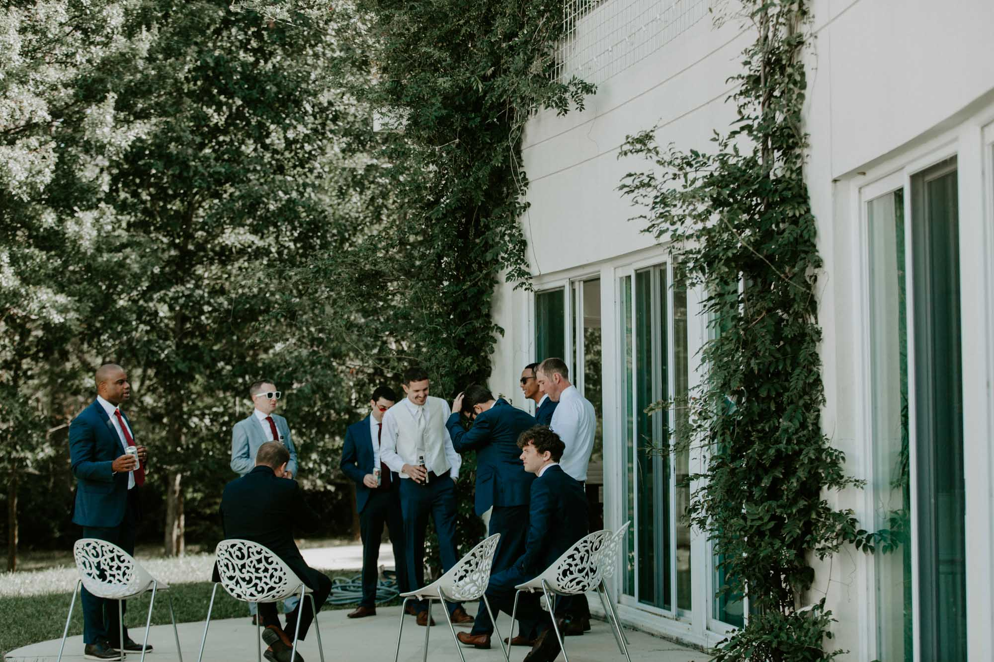 Prairie glass house wedding coulter brittany wright photographs blaine kelsey wright