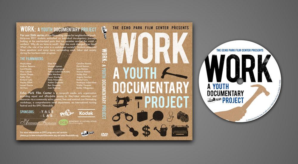 WORK (DVD)