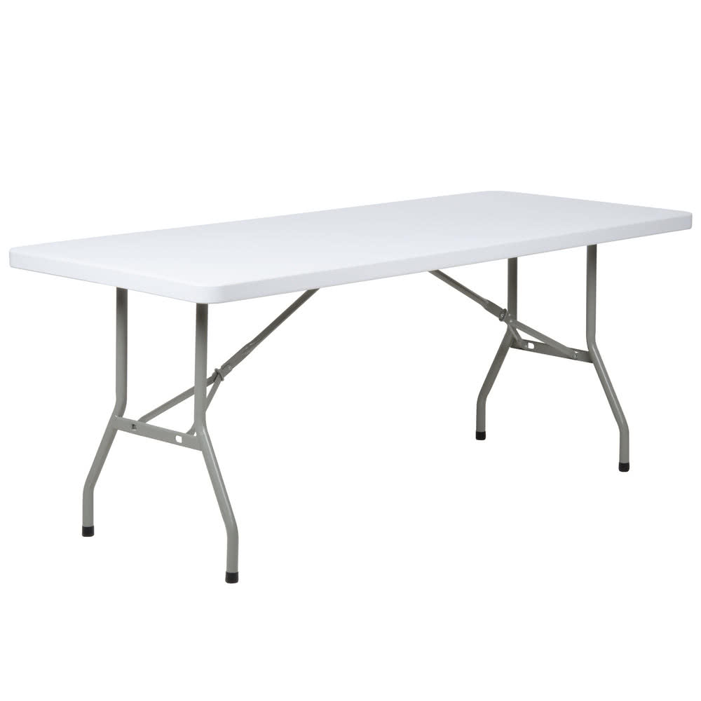 6ft Rectangular Table