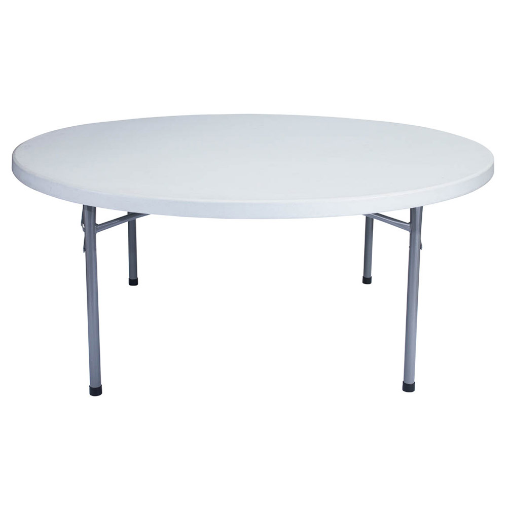 60 Inch Round Table Jumpstop Party Rentals