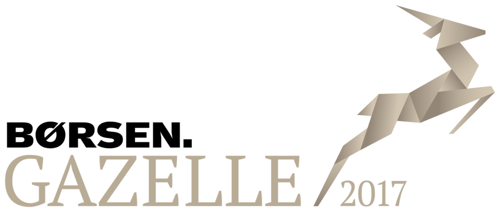 Mureren.nu er kåret som Gazelle virksomhed i 2017. En Gazelle virksomhed har samlet set mindst fordoblet omsætningen over de sidste fire regnskabsår. -