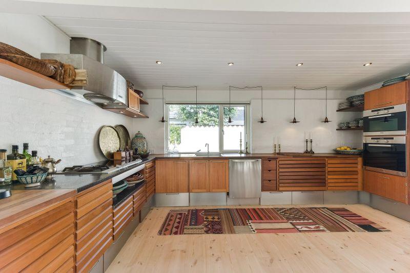Det nye åbne køkken