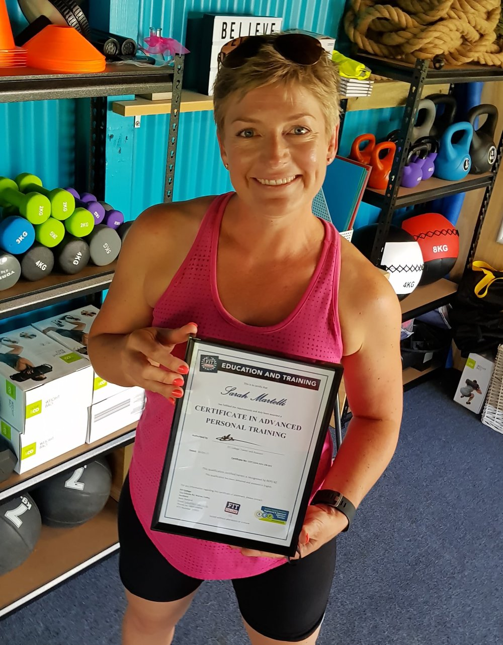 Me with my certificate in Advanced Personal Training.jpg
