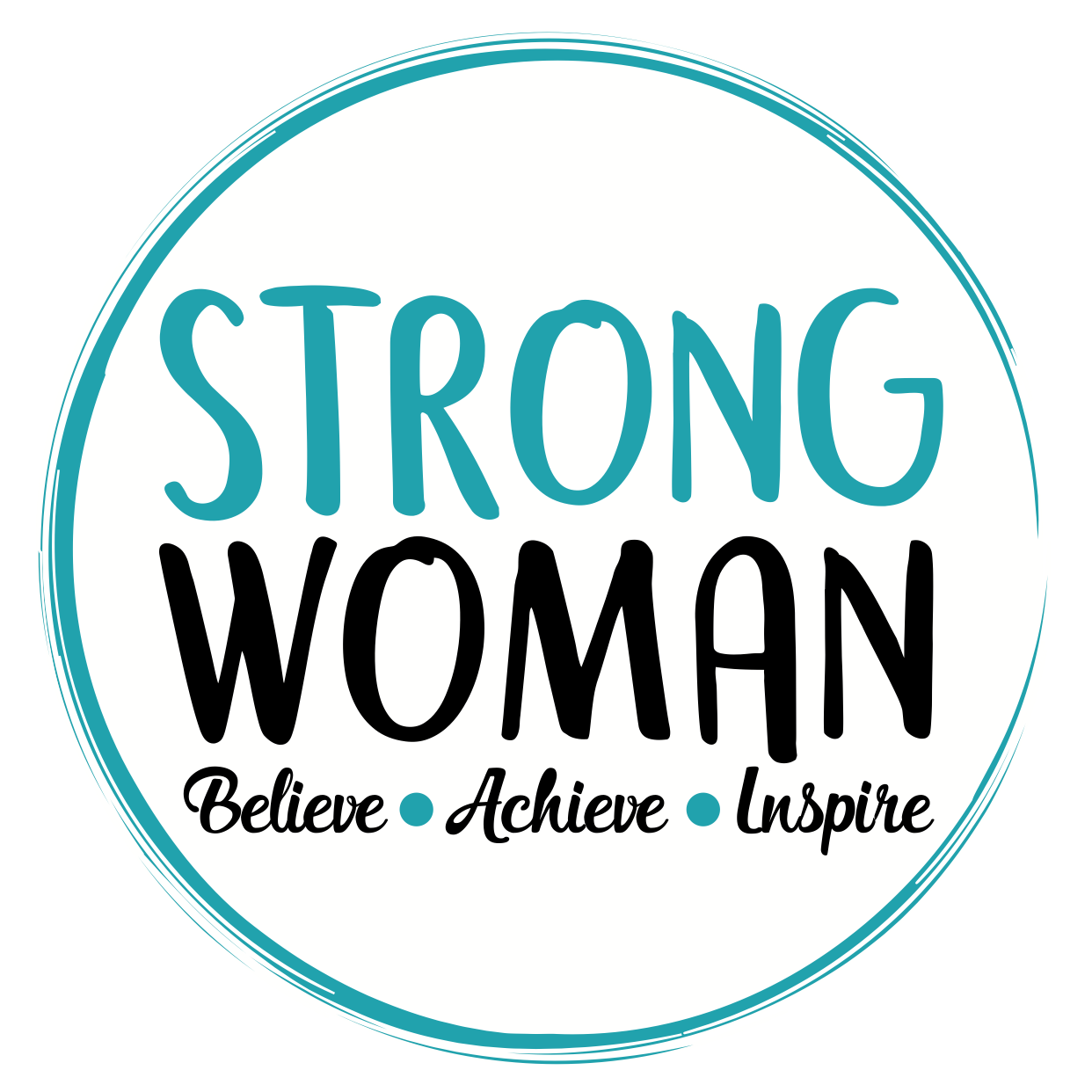 Strong Woman - Online Health & Fitness, Personal Training & Group Fitness Classes. Believe · Achieve · Inspire