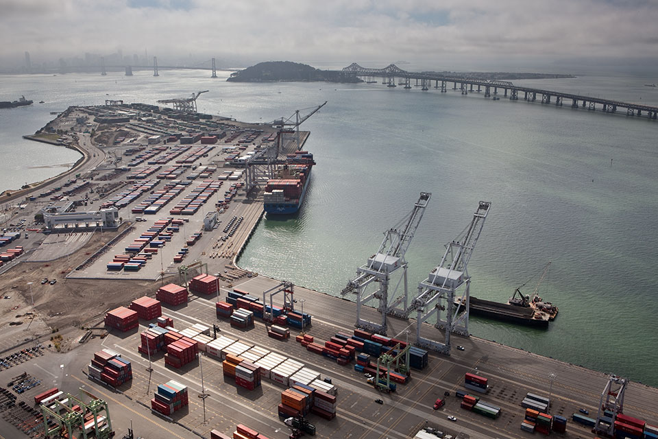 Port of Oakland Expansion