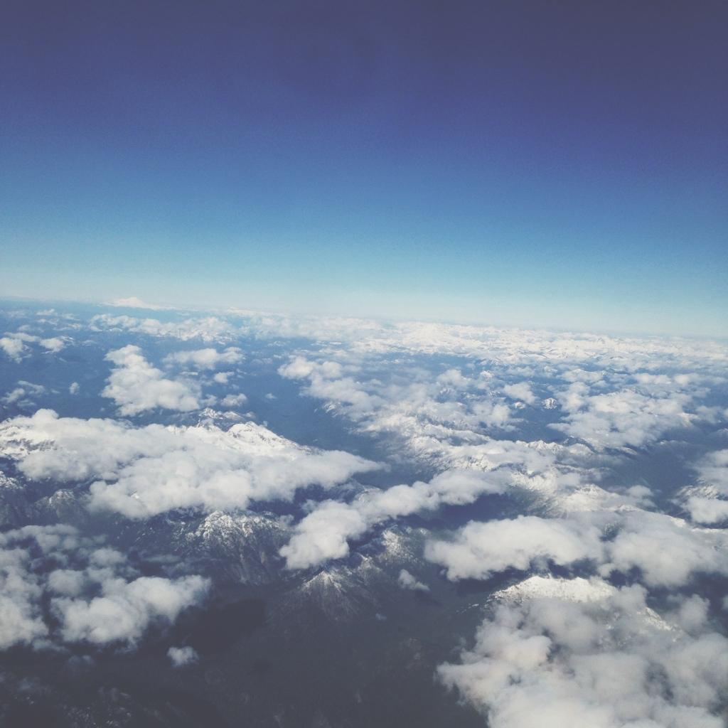 Montana from 20,000 feet