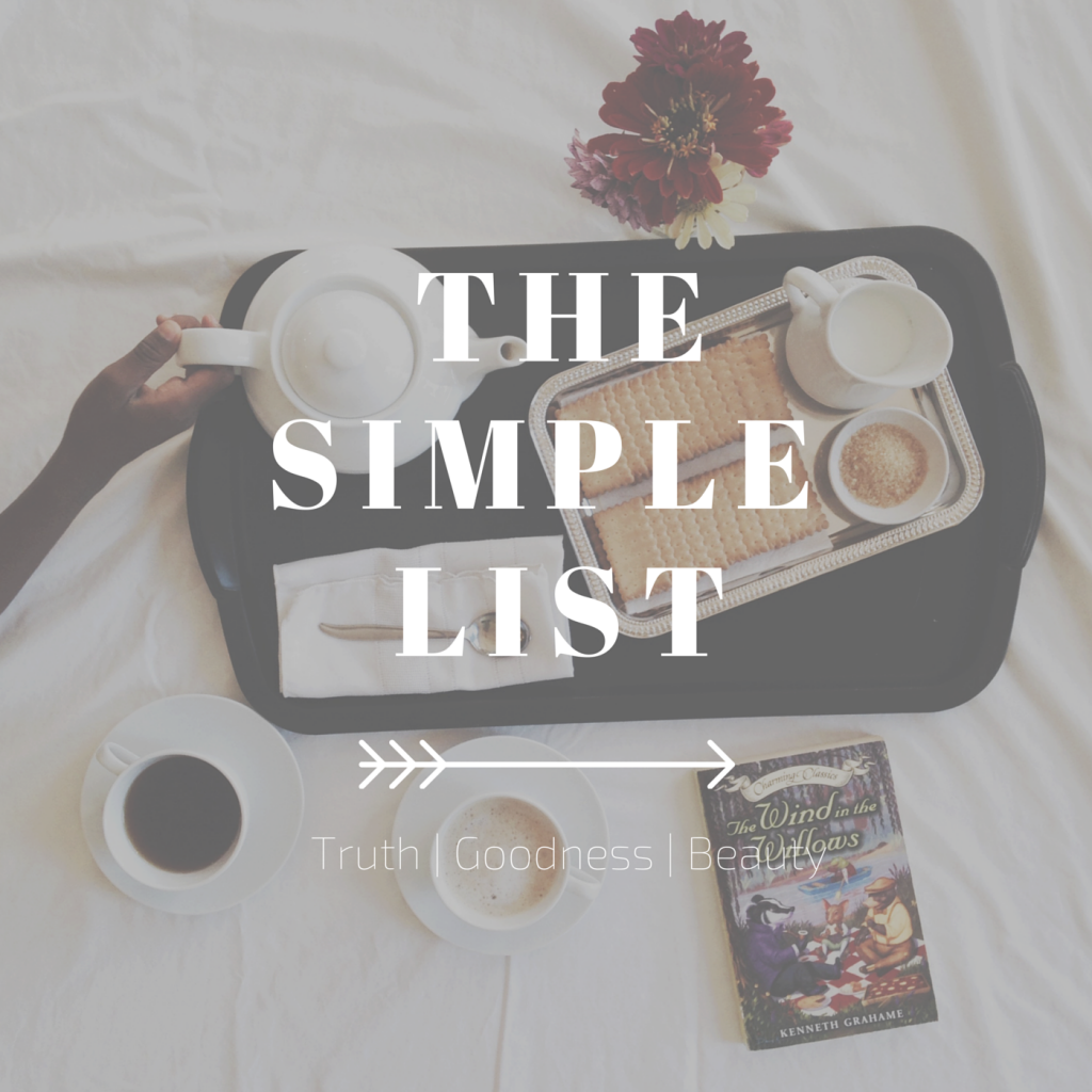TheSimple list (4)