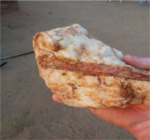"""An exciting project comprising large land-holding with demonstrated lithium mineralisation and visible pegmatite across significant areas of Project area in a field proven to host large high grade ore-bodies."" - James Sullivan, Head of Exploration"