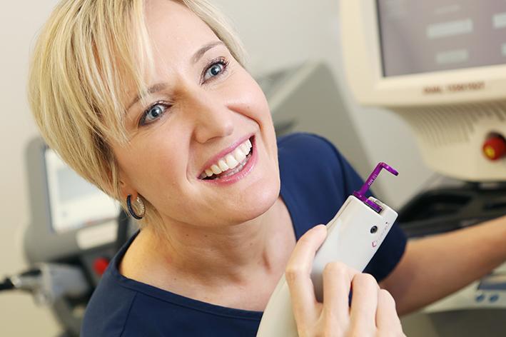 Dr Liz Dawes-Higgs Cosmetic Dermatologist.