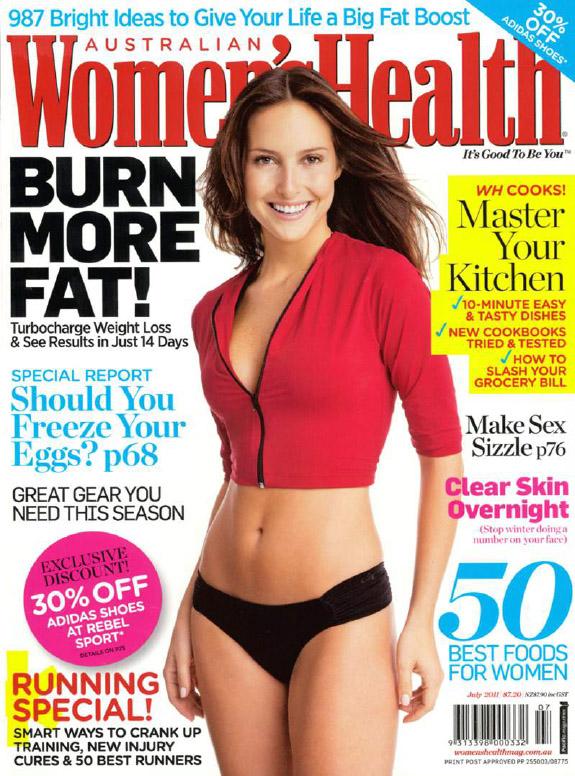 Womens Health 20 Jul 2011.jpg