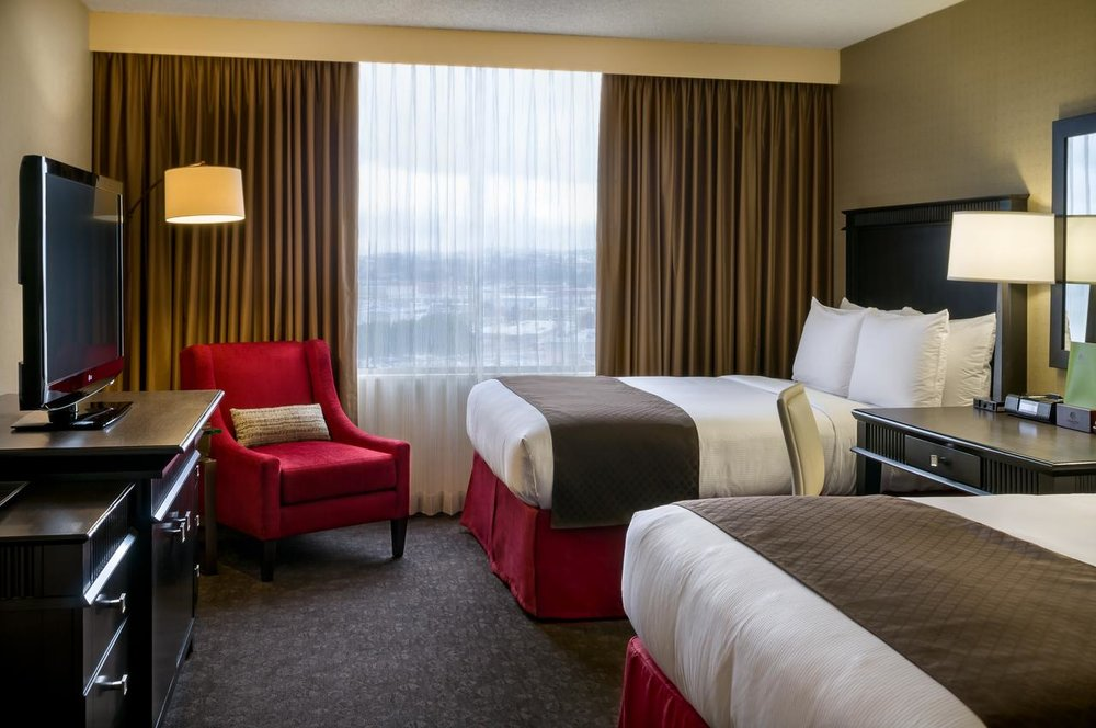 Hotel Reservations - We are pleased to offer discounted accommodation at the DoubleTree for $259/night. The rooms will have two queen beds, designed for up to four people.BOOK NOW