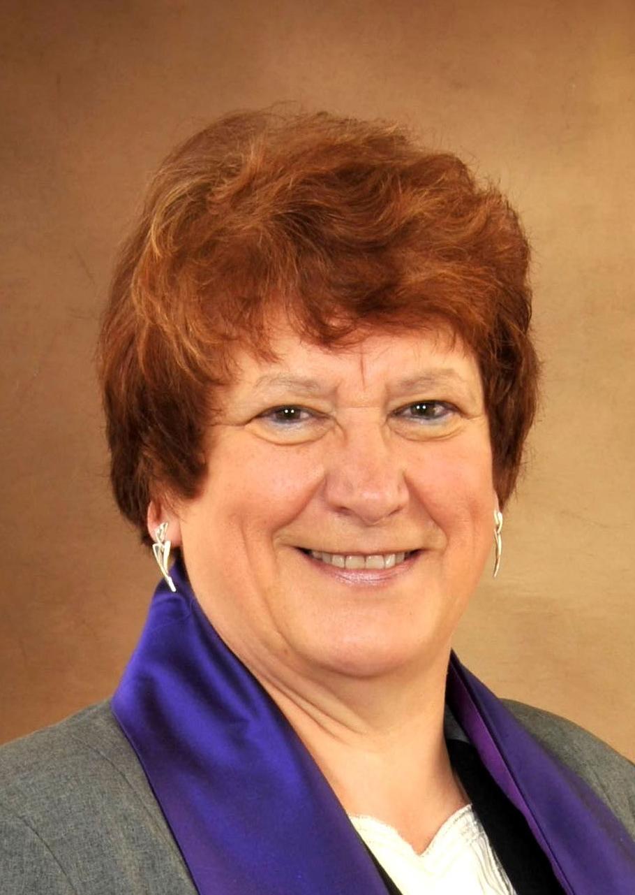 Rev. Patricia Tidy