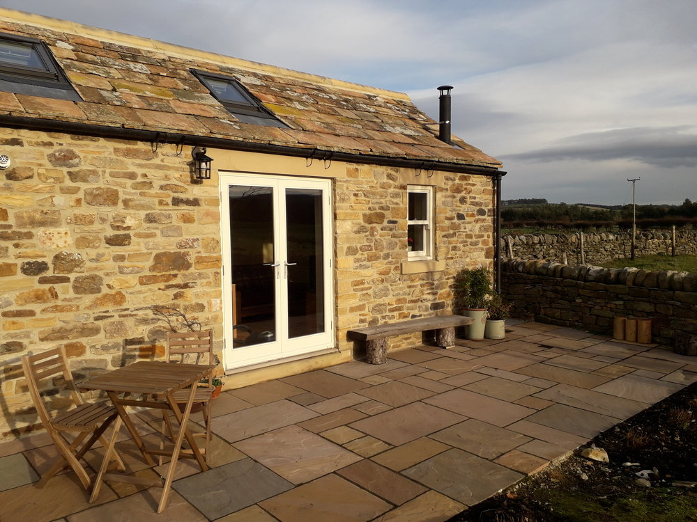 Birch Bothy available for supported retreats, walking holidays and spiritual counselling sessions.