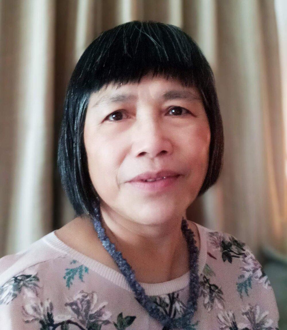 Magdalene Mei Halkes