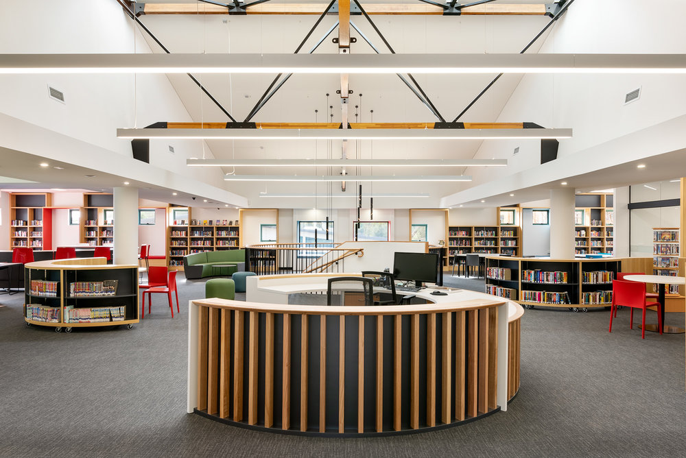 Ciantar Learning Commons -