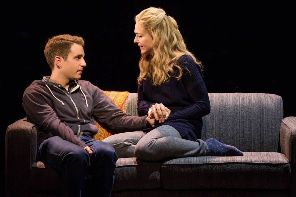 Dear Evan Hansen, photo by Matthew Murphy