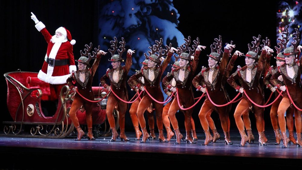 Radio City Christmas Carol, photo by Broadway Box