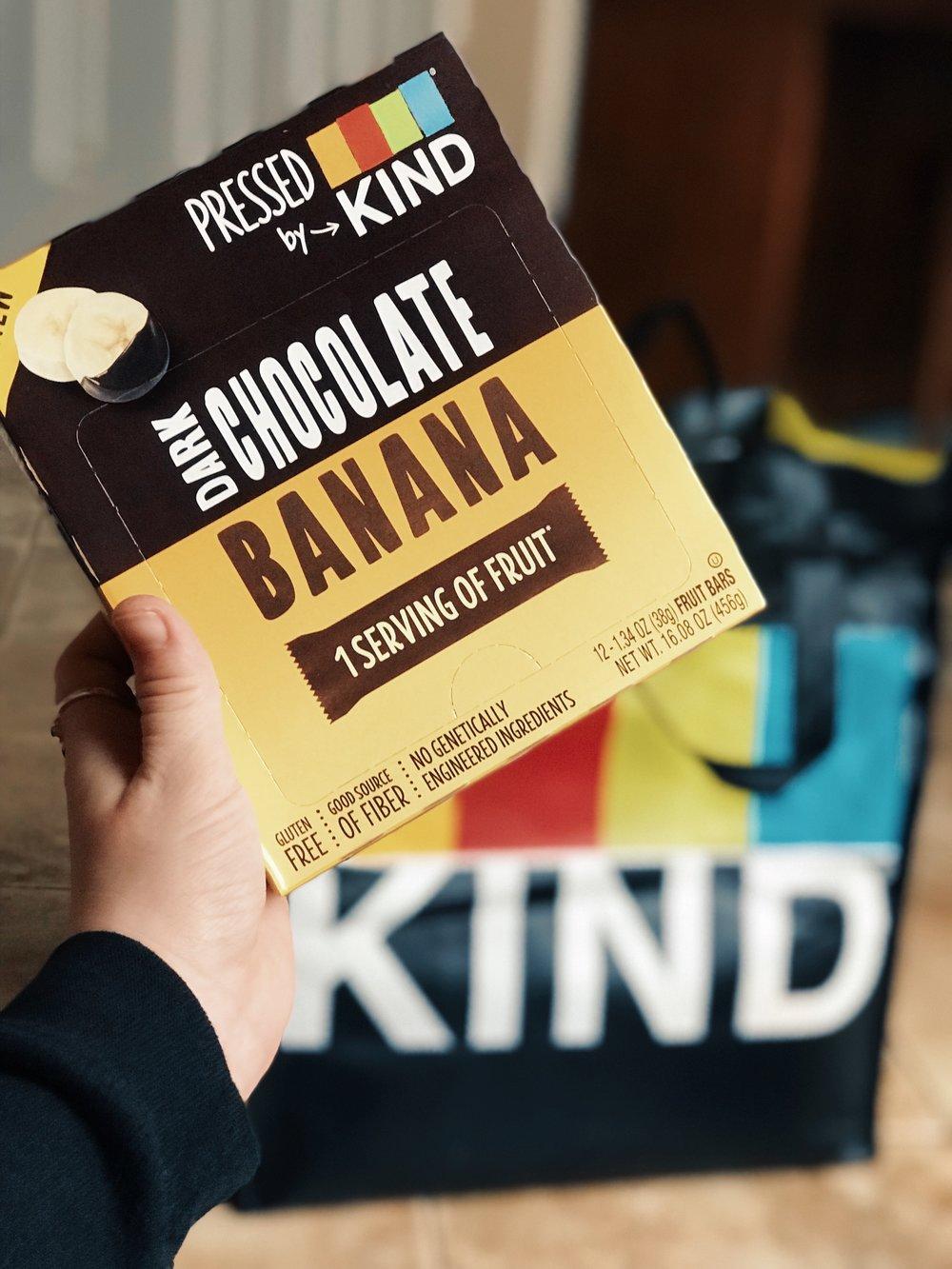 KIND Bar Snacks