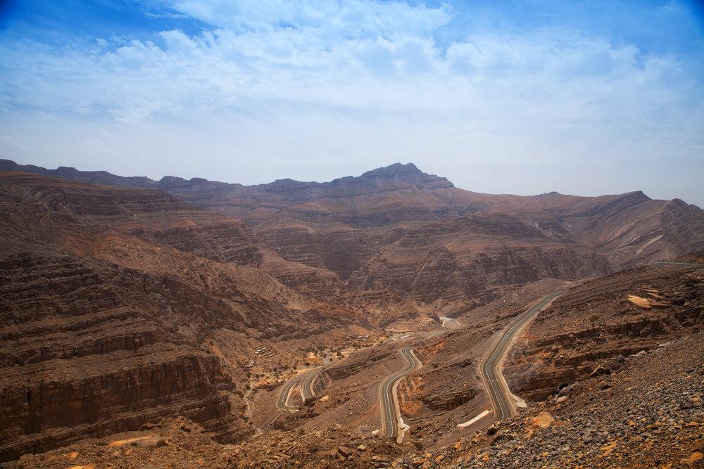 JEBEL AL JAIS MOUNTAIN - RAS AL KHAIMAH