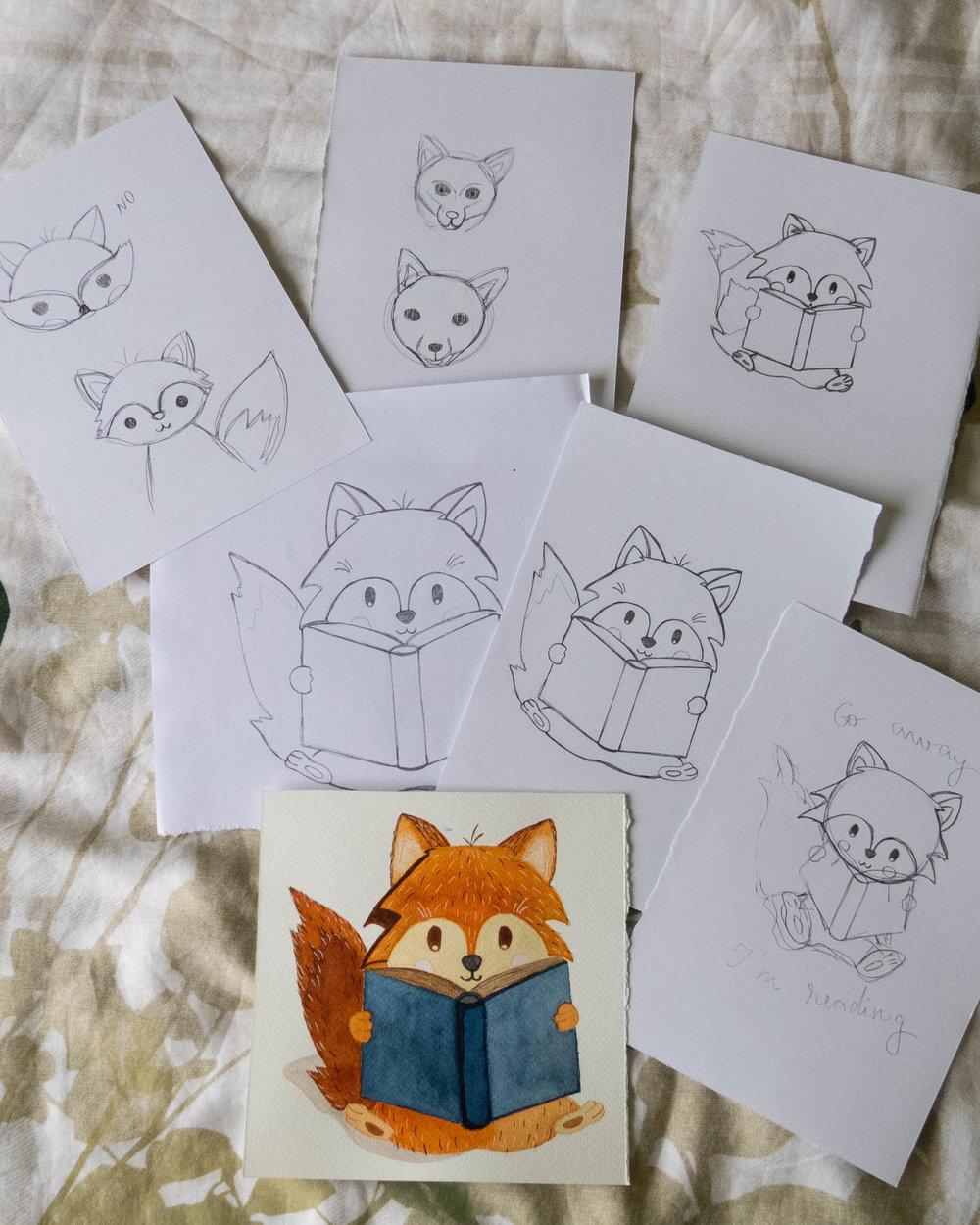 fox sketches fail