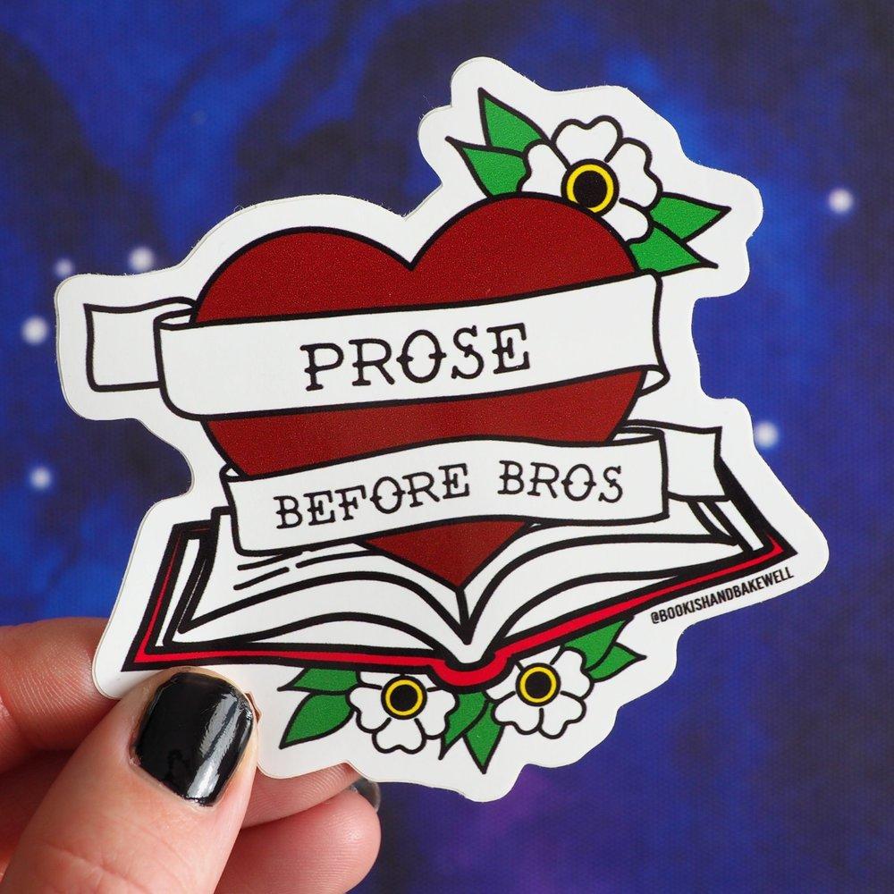 Feminist Sticker - Feminist Book Lover