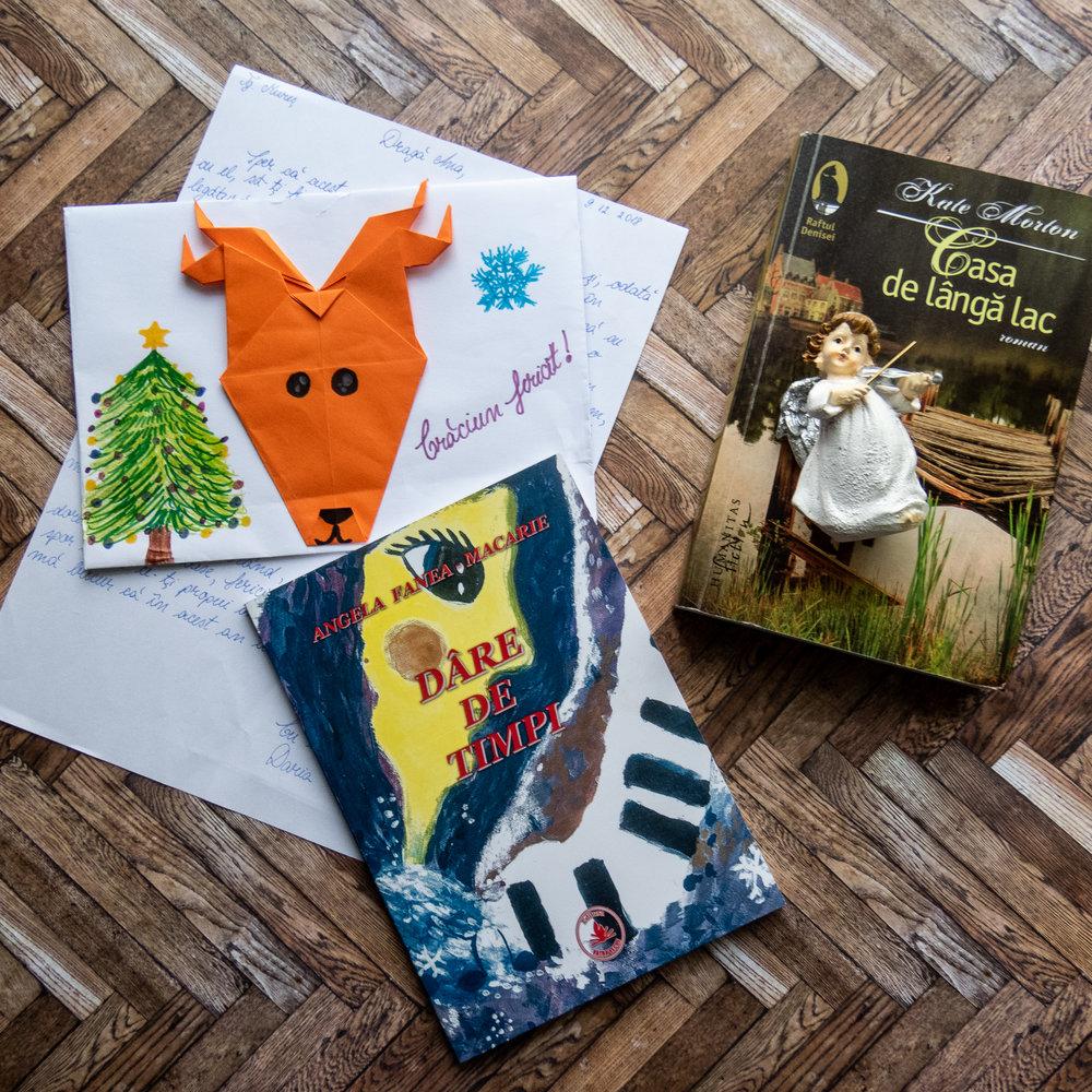 Book Blogger Secret Santa