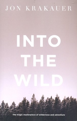 into the wild the book jon krakauer