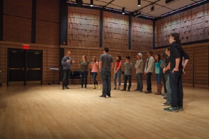 Singer Pur zu Gast in Dickinson College/USA