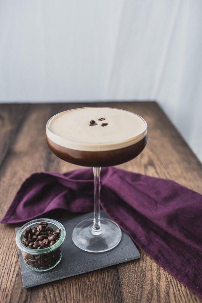 Easy Bar Espresso Martini - Cocktail Catering