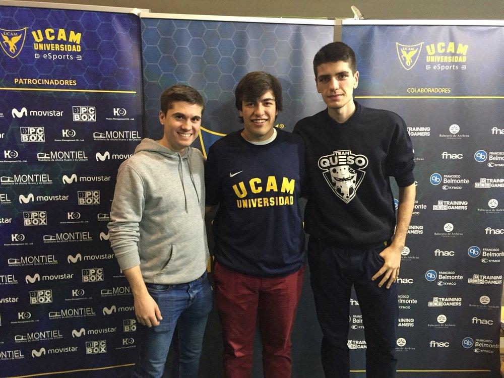 Maestros de eSports