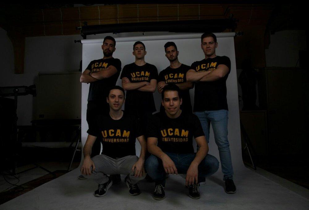 Equipo UCAM eSports CSGO