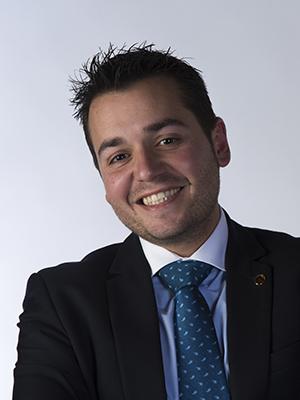 Carlos Pérez - Contable UCAM eSports