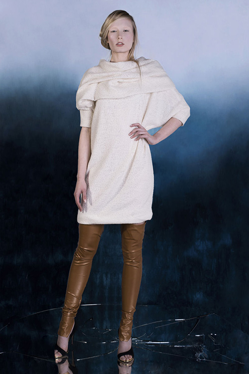 Marita Huurinainen – Lumitar mekko