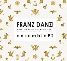 Franz Danzi: Music for Piano and Winds Vol. 1.Inc. Sonata in E flat for horn & fortepiano, op. 28.ensembleF2Devine Music, 2014 -